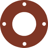 7000T Style Grafoil Full Face Gasket For Pipe Size: 3/4(0.75) Inches (1.905Cm), Thickness: 1/16(0.0625) Inches (0.15875Cm), Pressure: 300# (psi). Part Number: CFF7175.750.062.300