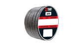 Teadit Style 2070 EGK Yarn, Expanded PTFE-Graphite/Aramid Yarn Packing,  Width: 1 (1) Inches (2Cm 5.4mm), Quantity by Weight: 25 lb. (11.25Kg.) Spool, Part Number: 2070.100x25