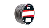 Teadit Style 2070 EGK Yarn, Expanded PTFE-Graphite/Aramid Yarn Packing,  Width: 1/4 (0.25) Inches (6.35mm), Quantity by Weight: 10 lb. (4.5Kg.) Spool, Part Number: 2070.250x10