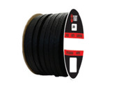 Teadit Style 2255 Synthetic Yarn with Graphite, Lubricated Packing,  Width: 5/8 (0.625) Inches (1Cm 5.875mm), Quantity by Weight: 1 lb. (0.45Kg.) Spool, Part Number: 2255.625x1