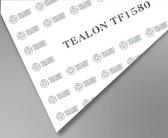 Teadit Style TF1580 Off-White Structured PTFE Tealon Sheet, Dimensions: Length: 12 Inches (30.48Cm), Width: 12 Inches (30.48Cm), Thickness: 1/4(0.25) Inches (0.635Cm) Part Number: TF1580.25012X12