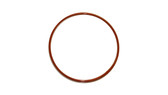 O-Ring, Clear PTFE PFA/FEP Encapsulated Orange Silicone Size: 475, Durometer: 70 Nominal Dimensions: Inner Diameter: 25 47/50(25.94) Inches (65.8876Cm), Outer Diameter: 26 24/49(26.49) Inches (67.2846Cm), Cross Section: 11/40(0.275) Inches (6.99mm) Part Number: ORTESI475