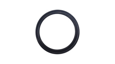 Quad Ring, Black BUNA/NBR Nitrile Size: 010, Durometer: 70 Nominal Dimensions: Inner Diameter: 11/46(0.239) Inches (6.07mm), Outer Diameter: 36/95(0.379) Inches (0.379mm), Cross Section: 4/57(0.07) Inches (1.78mm) Part Number: XP70BUN010