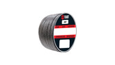 Teadit Style 2007 Braided Packing, Expanded PTFE, Graphite Packing,  Width: 1 (1) Inches (2Cm 5.4mm), Quantity by Weight: 10 lb. (4.5Kg.) Spool, Part Number: 2007.100x10