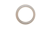 O-Ring, Clear Urethane Size: 033, Durometer: 90 Nominal Dimensions: Inner Diameter: 1 90/91(1.989) Inches (5.05206Cm), Outer Diameter: 2 4/31(2.129) Inches (5.40766Cm), Cross Section: 4/57(0.07) Inches (1.78mm) Part Number: OR90CLRURE033