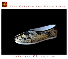 Kung Fu Martial Arts Tai Chi Shoes Deluxe Hand Sew Sole Soft Cushion #401