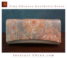 Deluxe Vintage Evening Clutch Bag 100% Handwoven Nishijinori Silk Brocade Wedding Purse Pochette #102