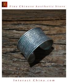Fine 925 Cuff Bracelet Sterling Silver Jewelry 100% Handcrafted #102
