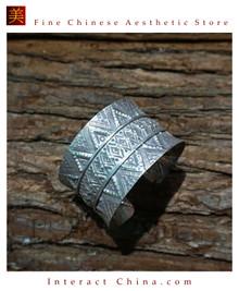 Fine 925 Cuff Bracelet Sterling Silver Jewelry 100% Handcrafted #103