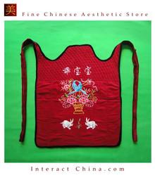 Genuine Mei Tai Baby Carrier 100% Handmade Art Front Back Sling Wrap Podaegi #173