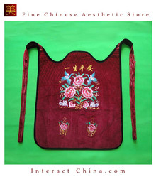 Genuine Mei Tai Baby Carrier 100% Handmade Art Front Back Sling Wrap Podaegi #174