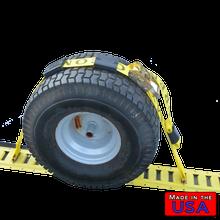 """Tire Strap 2""""x6' E-Track"""
