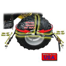 ATV Wheel Net Black (1 Pack)