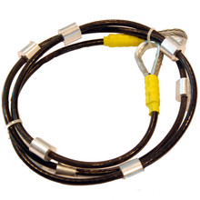 """Steel Cable 3/16"""" PVC Coated"""