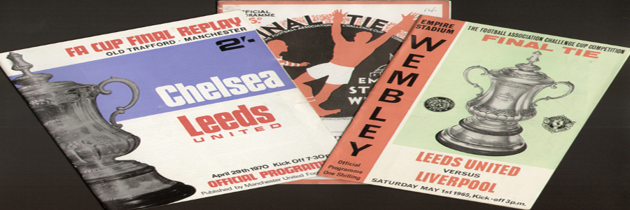 Big Match Football Programmes