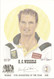portrait of Kepler Wessels, South Africa, Wisden cricketer of the year 1995. The artwork is by official Wisden artist Denise Dean and is issued as a limited edition of 150, this being 98.