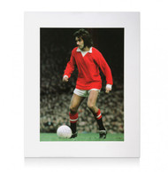 George Best - Manchester United V Leeds 1971