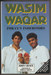 This hardback book Traces the careers of the Pakistani fast bowlers, Wasim Akram and Waqar Younis, under the guidance of their mentor Imran Khan.