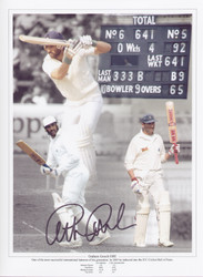 Graham Gooch England Cricket Legend.   Graham Gooch was one of the most successful international batsmen of his generation. In 2009 he was inducted into the ICC Cricket Hall of Fame.