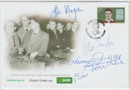 Rare 1958 Munich Air Disaster signed first day cover.