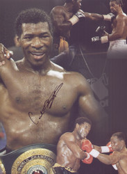 "Former WBO World Champion Carl "" The Cat "" Thompson signed Montage. Superb action montage showing Carl celebrating with his WBO Belt and his fights with David Haye & Chris Eubank. Signed by Carl Thompson at a commercial signing session held at the Reebock Stadium on 11 March 2010."