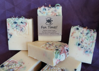 Fun Times handmade soap
