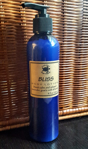BLISS body lotion