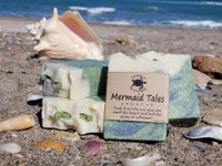 Mermaid Tales  (Handmade Soap)