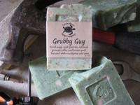 Grubby Guy handmade soap