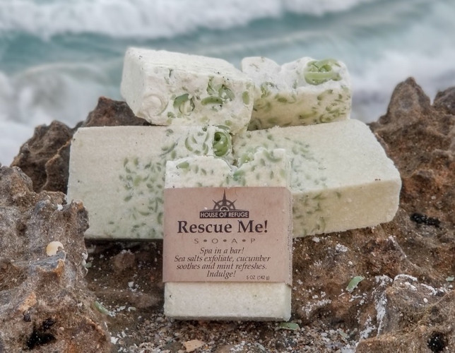 Rescue Me sea salt bar