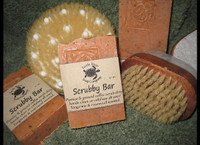Scrubby Bar (Handmade Soap)