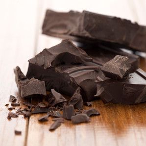 Bulk Dark Chocolate -­ 1 lb