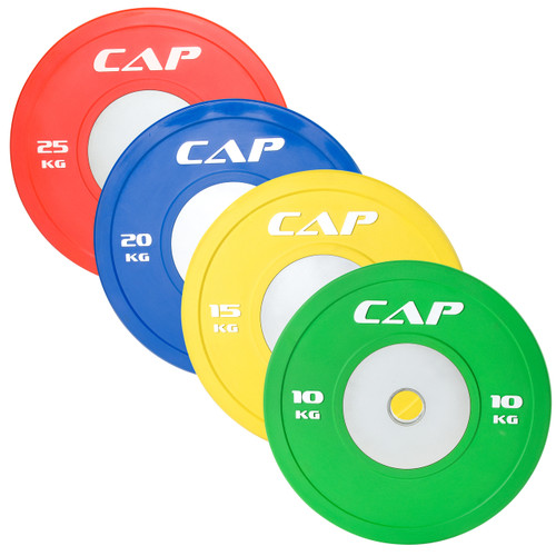 """2"""" Full Color Competition Bumper Plates"""