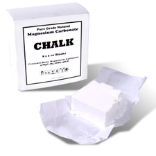 Cap Barbell Gym Chalk 1Lb Box