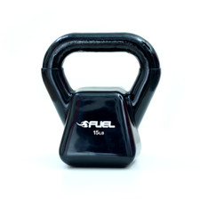 15 lb Fuel Pureformance Vinyl Kettlebell Weight