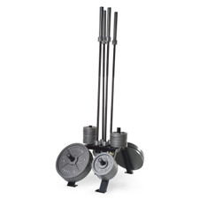 CAP Barbell 900lb Weight Room Package