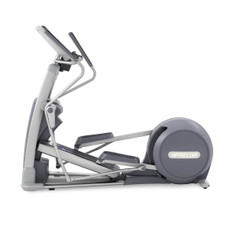 Precor EFX 576i Experience Series Elliptical (Remanufactured), side view