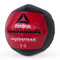 Reebok Soft-Shell Medicine Ball by Dynamax, 14 lb