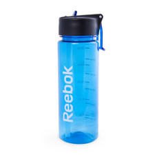 Reebok BPA-Free Water Bottle, Blue, 650 mL
