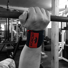 "Cerberus 24"" Performance Wrist Wraps"