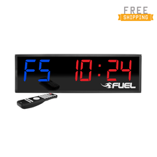 Fuel Performance Wall Mount Training Gym Timer