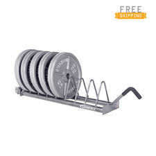 WF Athletic Supply 450lb Plate Pack Combo