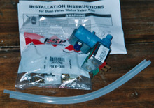 WHIRLPOOL VALVE 2199838 REPLACEMENT FOR DISCONTINUED ORIGINAL SEE DETAILS