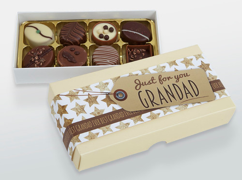 Grandad 8 Luxury Chocolate Box