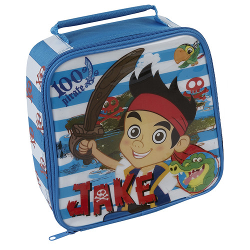 8034 Pirate Lunch Bag - Jake the Pirate AMAZING VALUE