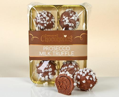 7517 Luxury Prosecco Milk Chocolate Truffles