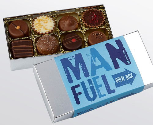 Box of Chocolates - Man Fuel Chocs