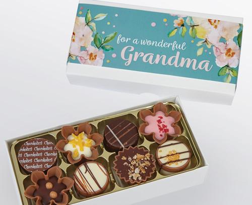 Grandma Luxury 8 chocolate box