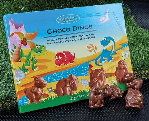 7882 Dinosaur Milk Chocolate Gift Pack