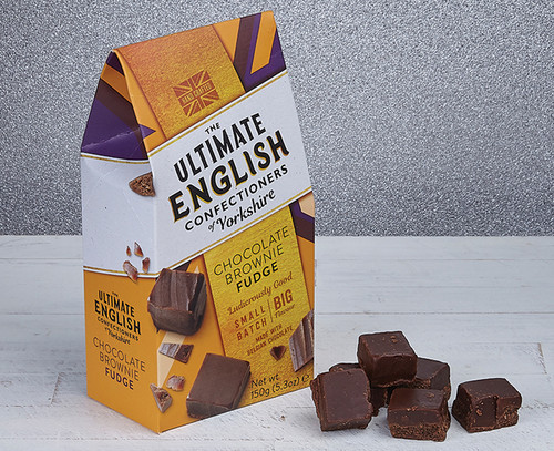 Chocolate Brownie Fudge from Ultimate English